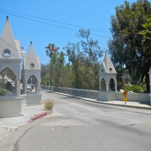 Los Feliz / Silverlake Hidden Architecture Gem: Shakespeare Bridge