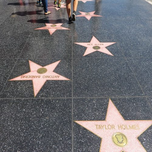 The Hollywood Walk of Fame is Something You Gotta Do Once — and Maybe Just That