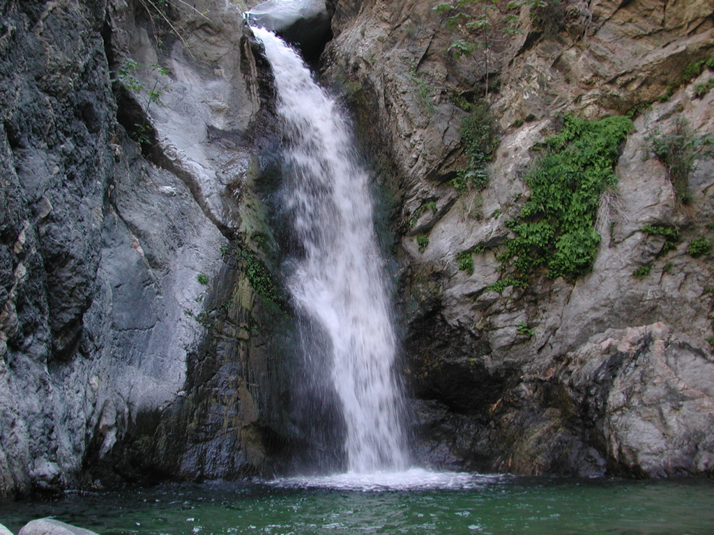The Great Waterfall of Pasadena: Eaton Canyon Natural Area
