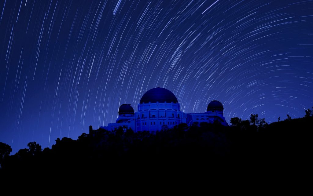 griffith observatory stars