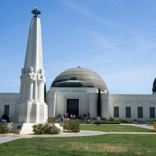 The City Lights and Views of Griffith Observatory