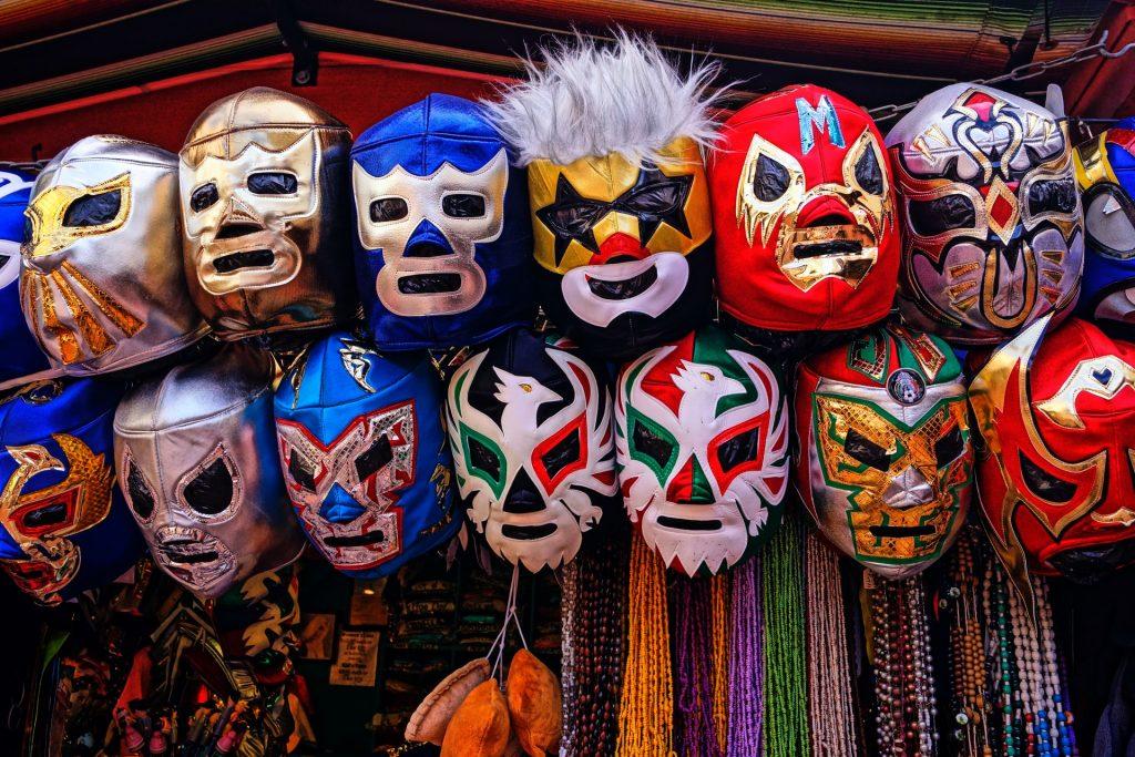 olvera street masks dtla los angeles