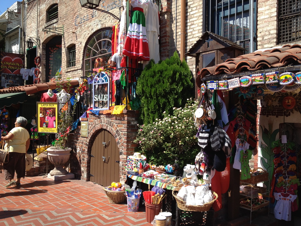 The Curious Culture of Olvera Street