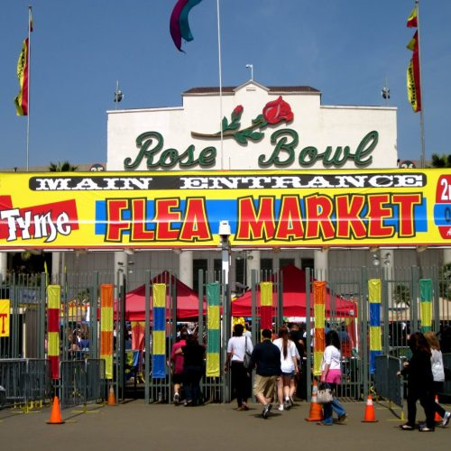 The Biggest Swap Meet Around: Rose Bowl Flea Market