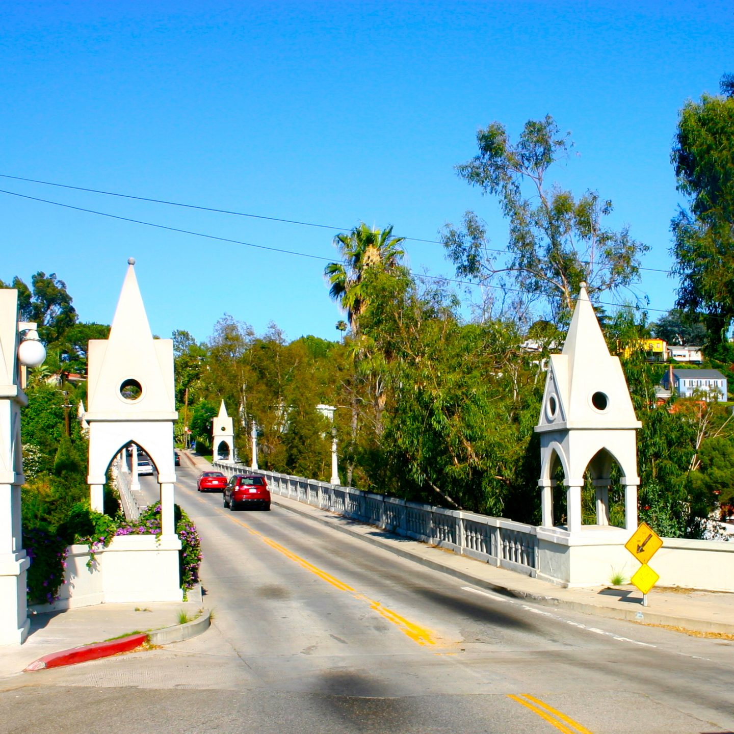 Los Feliz Hidden Gem: Shakespeare Bridge