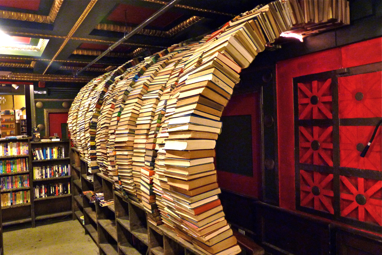 Trendiest Bookstore You'll Ever See: The Last Bookstore