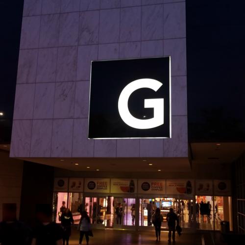 The Glendale Galleria is a Nice Polished Shopping Experience Near Pasadena