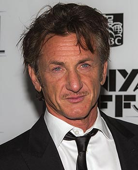 sean penn premiere secret life walter mitty