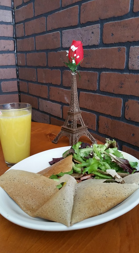The Best Hidden Gem in Huntington Park is a French-Style Crepe Restaurant: Nina's Cafe