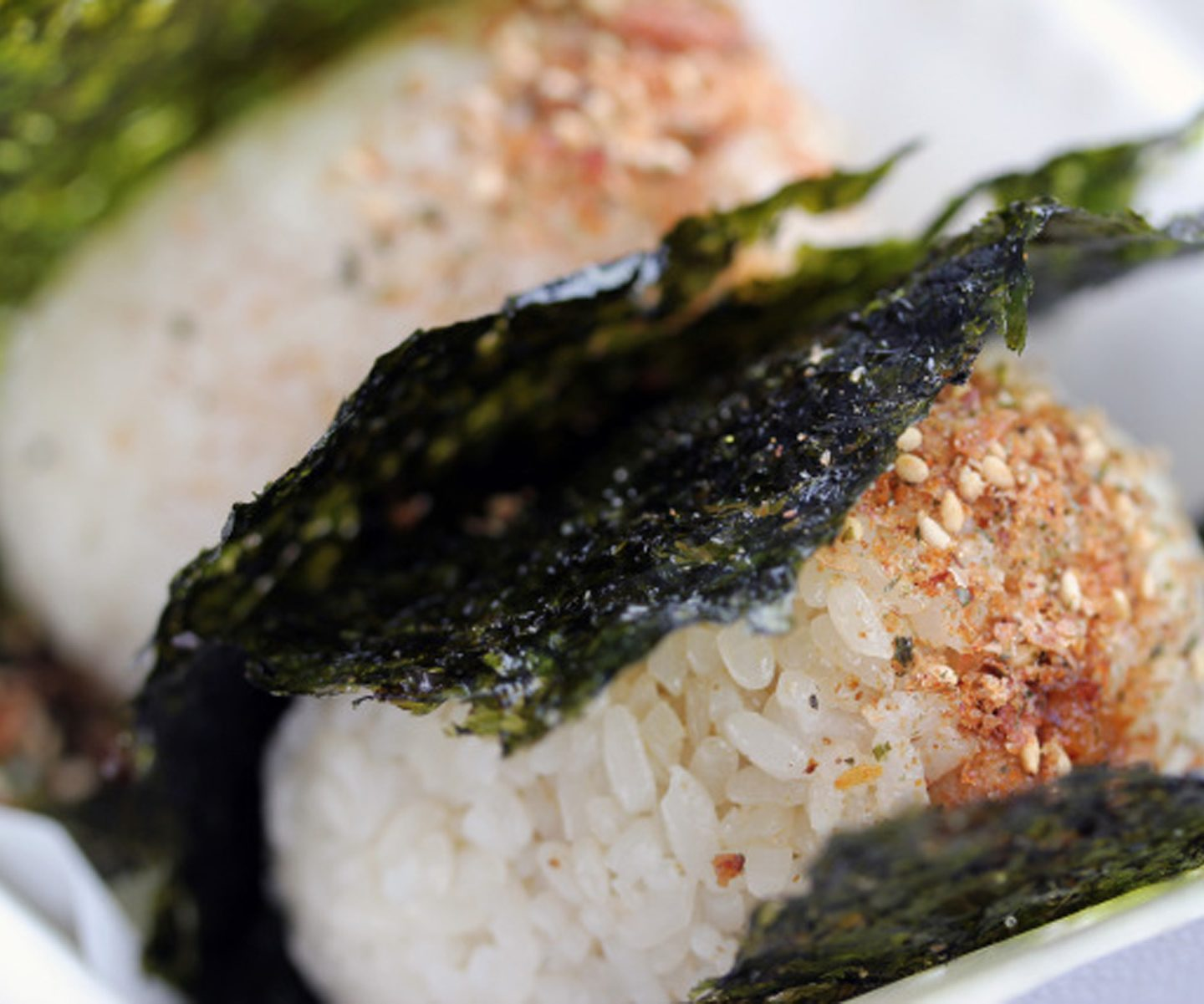 Sunny Blue: Japanese Onigiri and Omusubi Rice Balls in Santa Monica