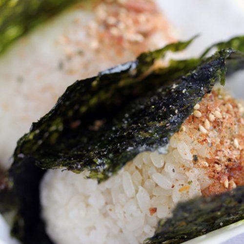 Sunny Blue: Japanese Onigiri and Omusubi Rice Balls in Santa Monica