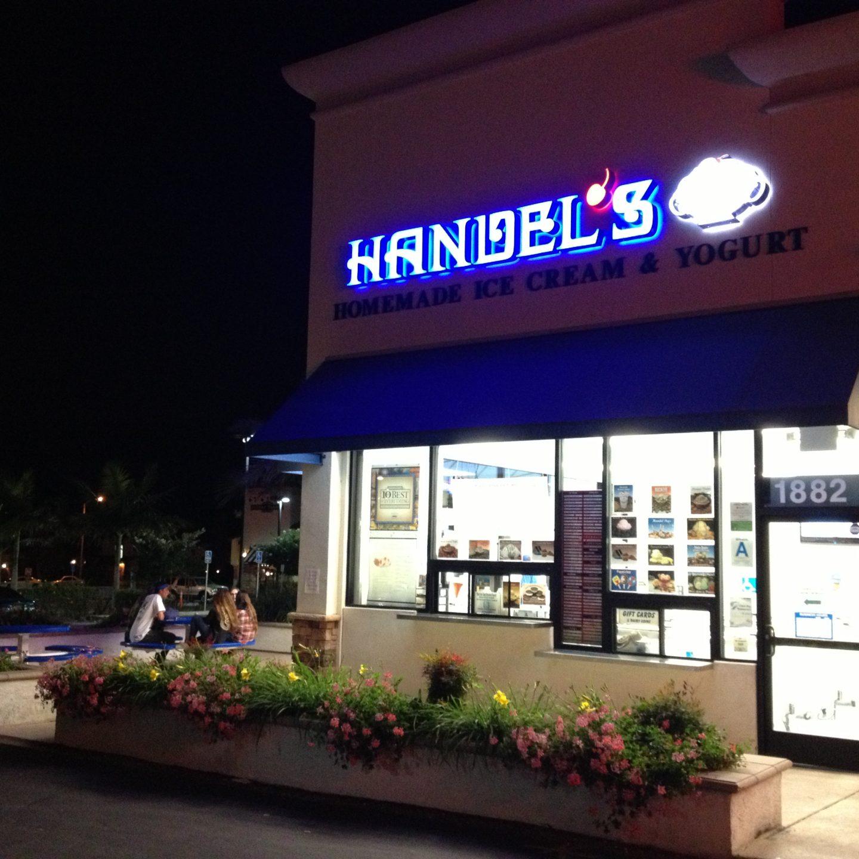 Best Ice Cream in Redondo Beach?: Handel's Homemade Ice Cream and Yogurt
