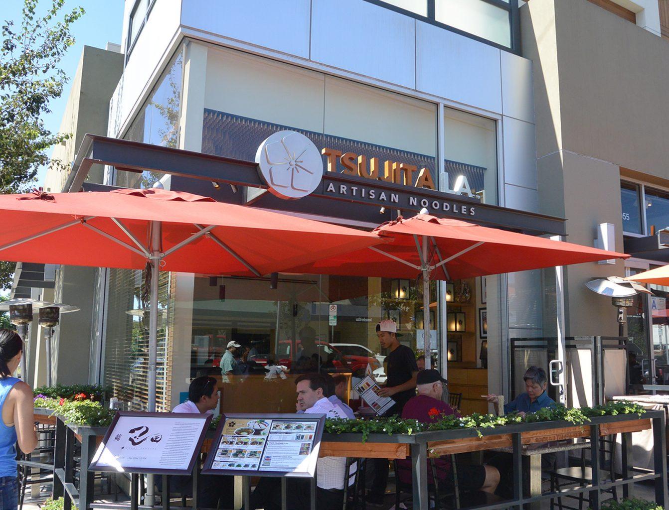 sawtelle blvd west la s asian food mecca stuff in la
