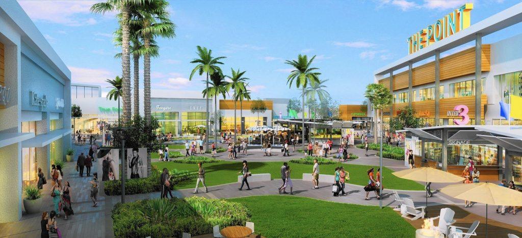 The Point Shopping Center, El Segundo