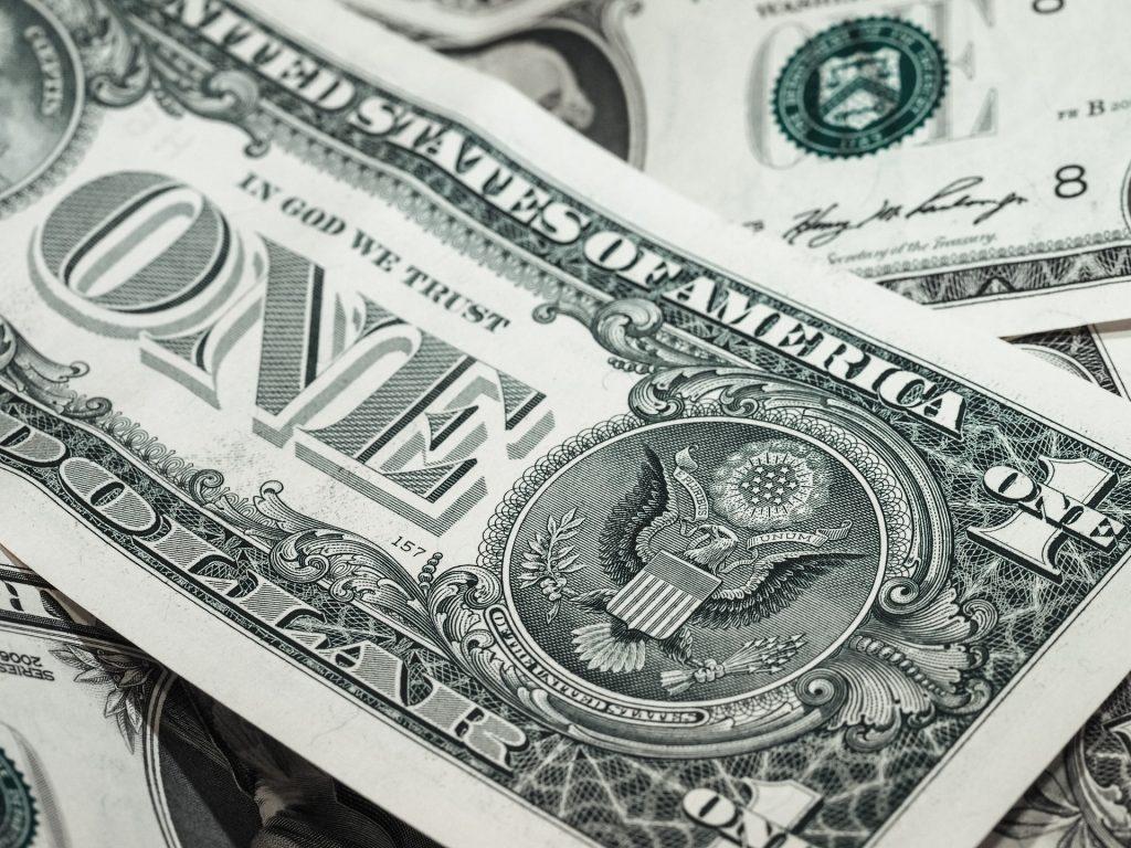 us money dollar bills
