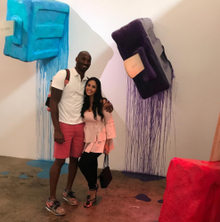 LA Lakers Star Kobe Bryant Actually Went to the Museum of Ice Cream