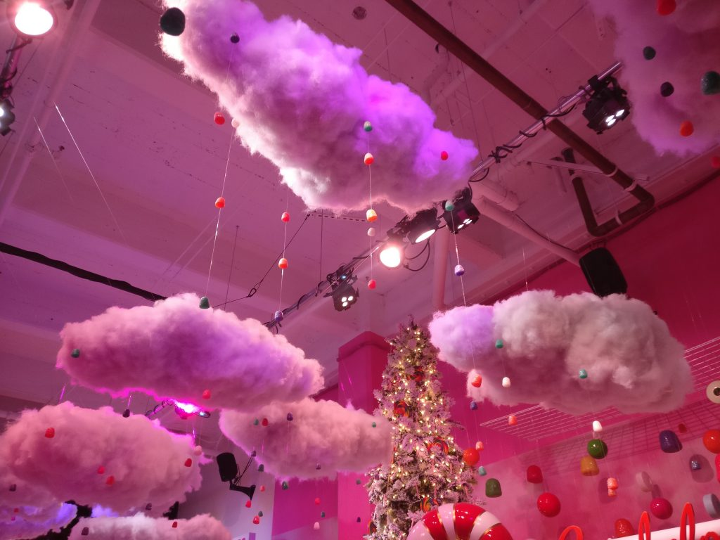 pink clouds candyland falaland los angeles la
