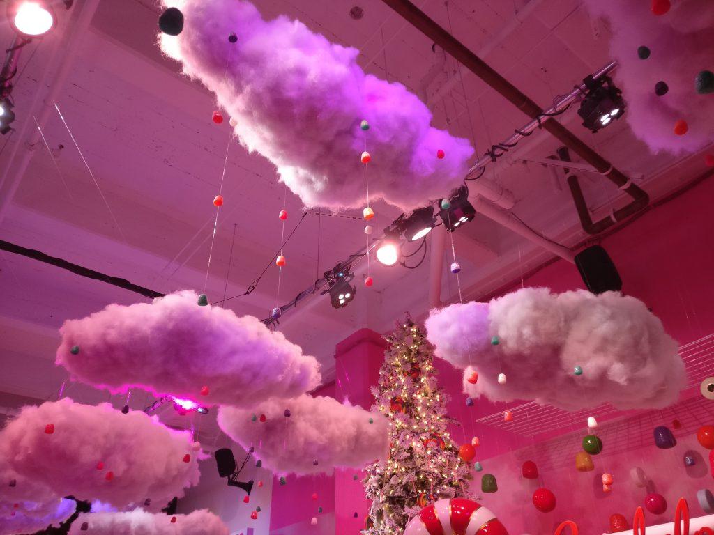 pink clouds candyland falaland los angeles la
