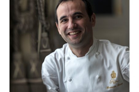 The Ritz Paris' Chef François Perret to stop by Grand Central Market for FREE desserts