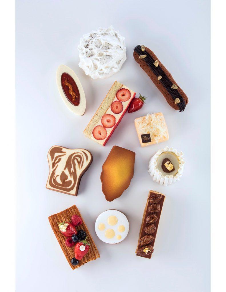 ritz paris grand central market desserts