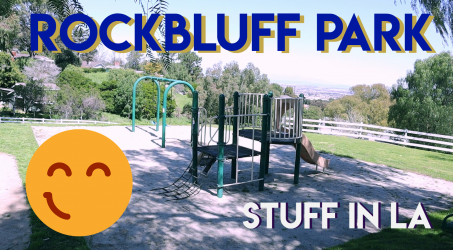 Rockbluff Park: A humble Rolling Hills Estates neighborhood park