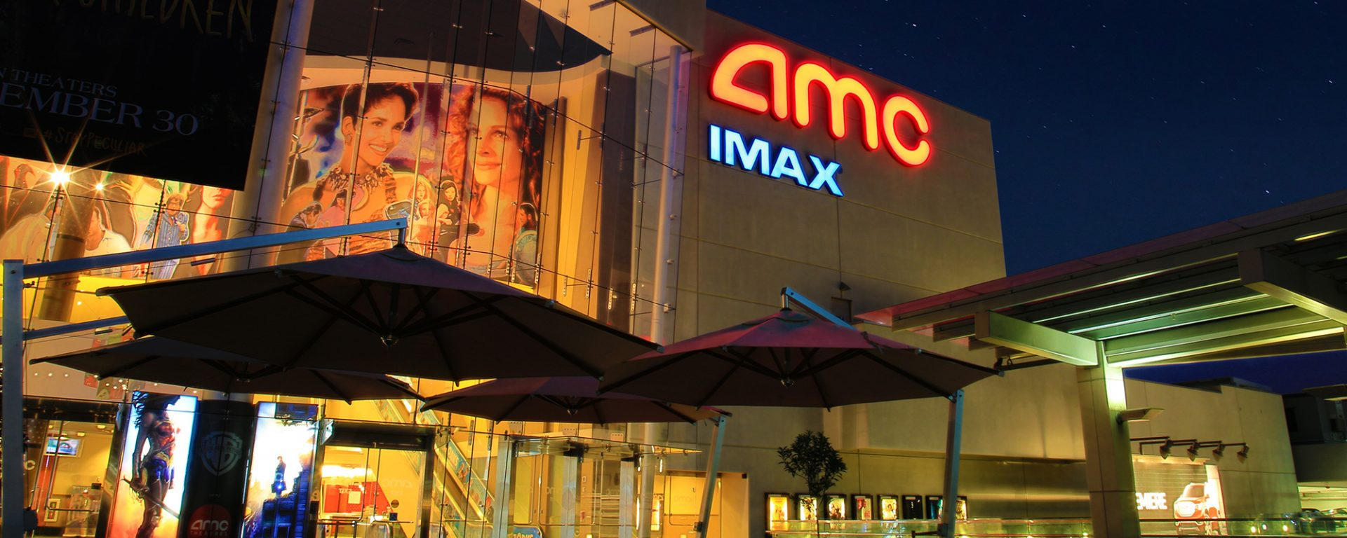 amc imax century city 15 what looks like outside