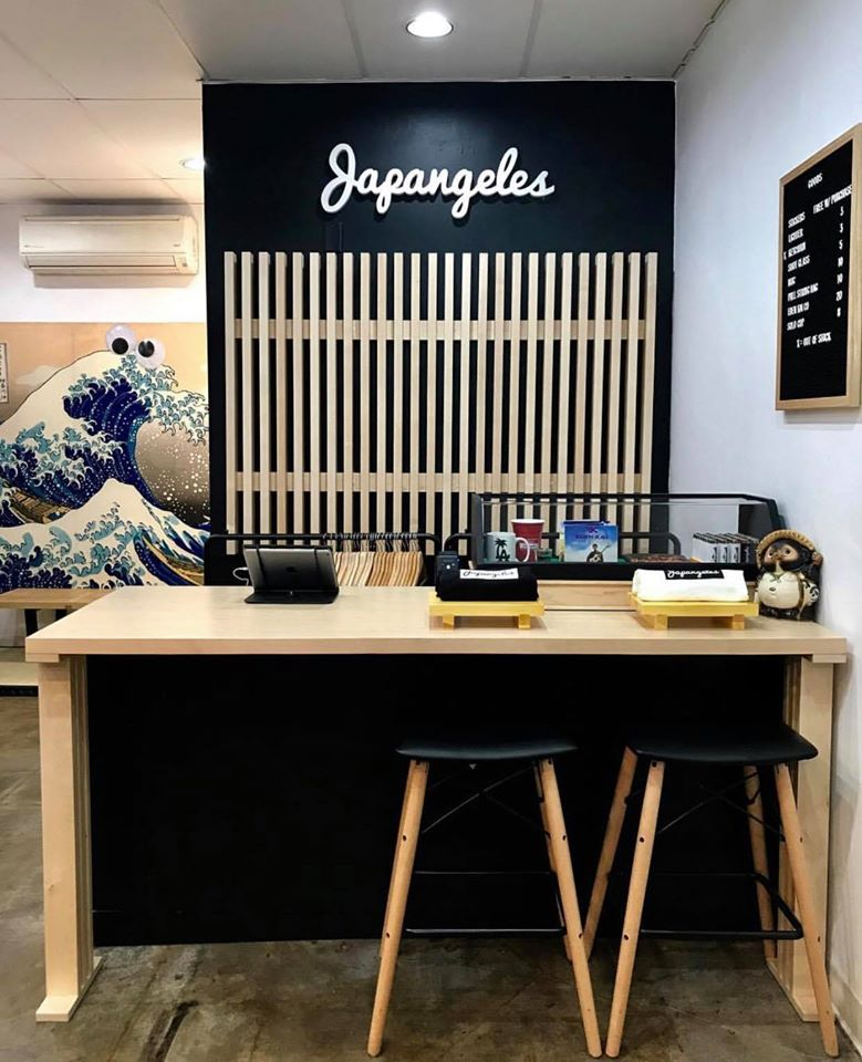 japangeles checkout register stand