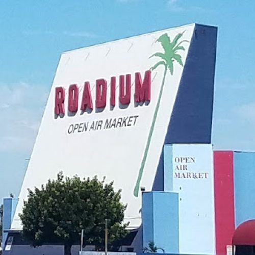 The Roadium Open Air Market in Torrance is a Pretty Cool South Bay Flea Market / Swap Meet