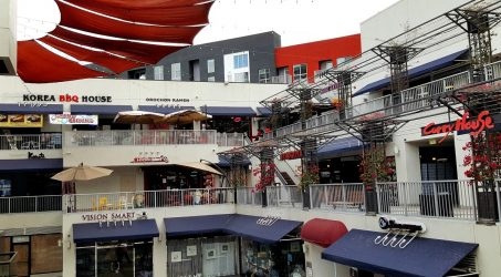 Weller Court Shopping Center in Little Tokyo is A Slept-On Hidden Gem