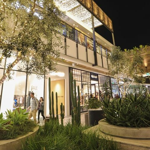 Westfield Century City is Outdoors, Modern, and Seemingly Not Dying