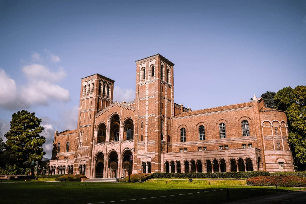 ucla royce hall building architecture westwood los angeles