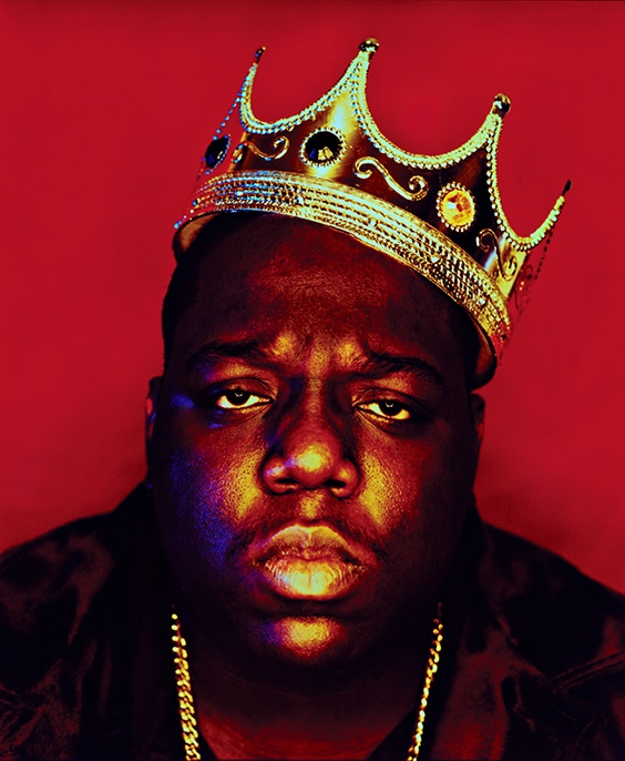 biggie smalls crown pic