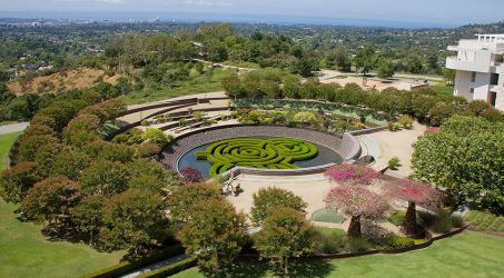 The Getty Center: Art, Architecture, Gardens All-In-One