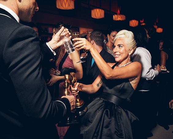 lady gaga mark ronson share the gold