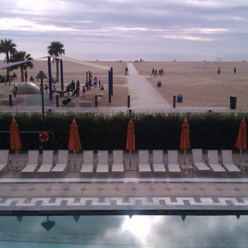 What's the Annenberg Community Beach House in LA?