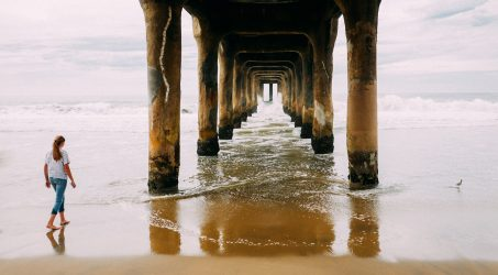 Manhattan Beach Pier: The Oldest Standing Concrete Pier on the West Coast