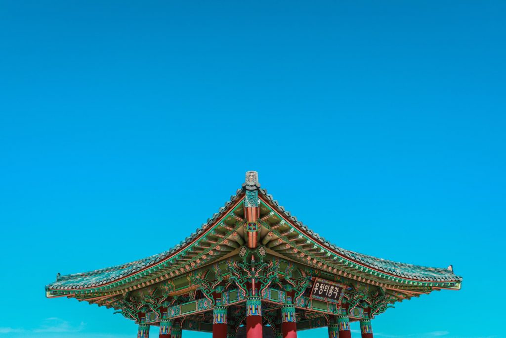korean friendship bell san pedro korea park los angeles