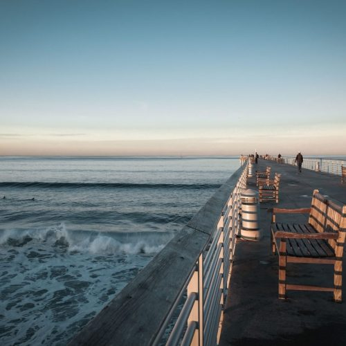 Hermosa Beach Pier: Info on Fishing, Photo Ops, and More for this Pretty Pier