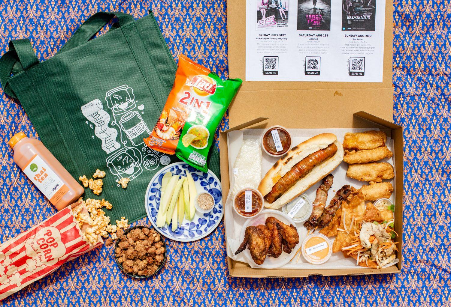 thai ayara thai snack box el segundo