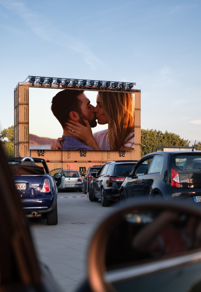 Safely Watch Movies From Your Car At The Roadium Drive In Theater In Torrance