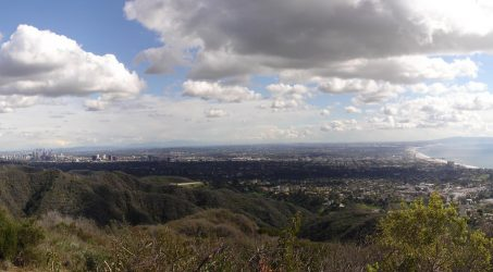 Temescal Canyon Park Trail & Hike