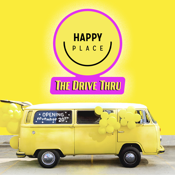 happy place drive thru experience los angeles century city mall