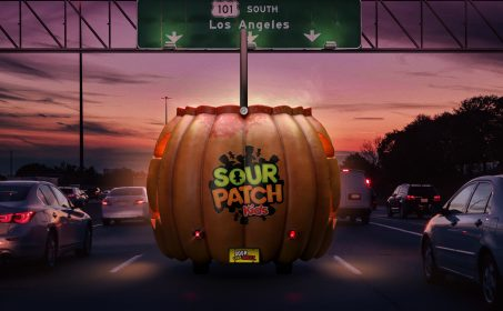 Sour Patch Kids Giant Jack O'Lantern Mobile is Coming to Los Angeles