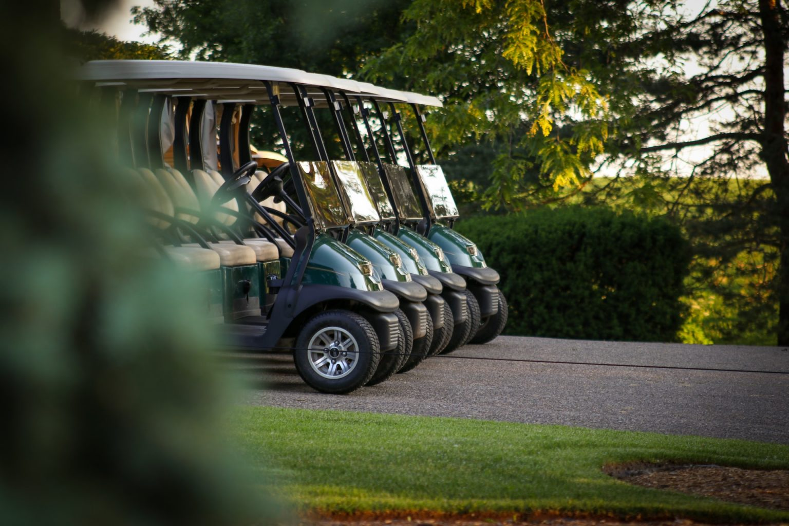 alondra golf course carts gardena lawndale
