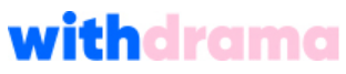 withdrama kpop logo