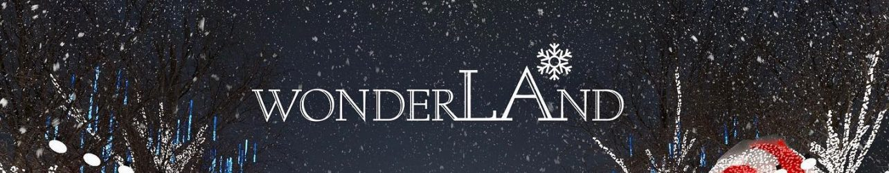 Winter WonderLAnd Drive-Thru Christmas Lights Show | Woodland Hills