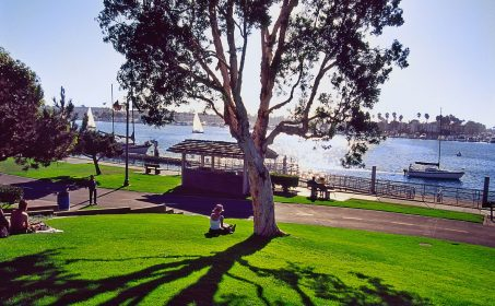 Burton Chase Park in Marina Del Rey is a Waterfront Joy