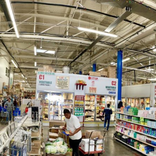 Lax-C: Thai Costco Market in DTLA with authentic ingredients and food