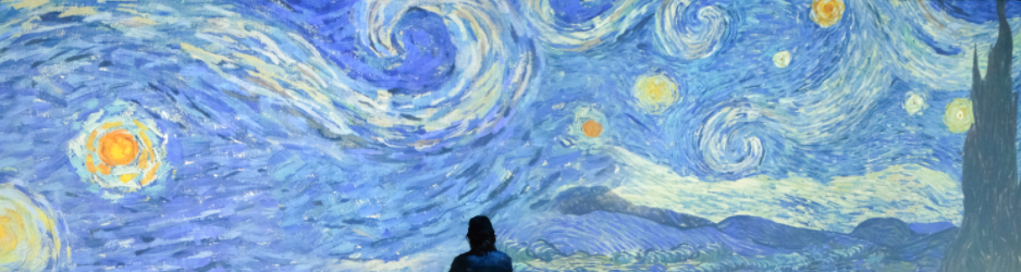 Beyond Van Gogh in Anaheim, Orange County, is a Digital Art Experience